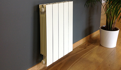 Batirad verwarming van diamar zuinige elektrische for Zuinige elektrische verwarming
